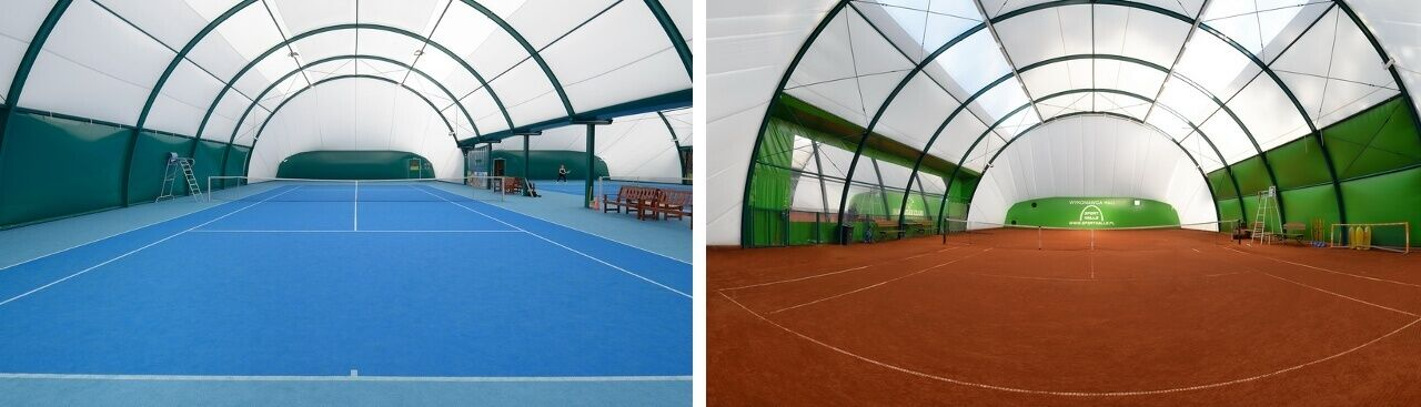 Sport Halls s.c. Hale tenisowe łukowe