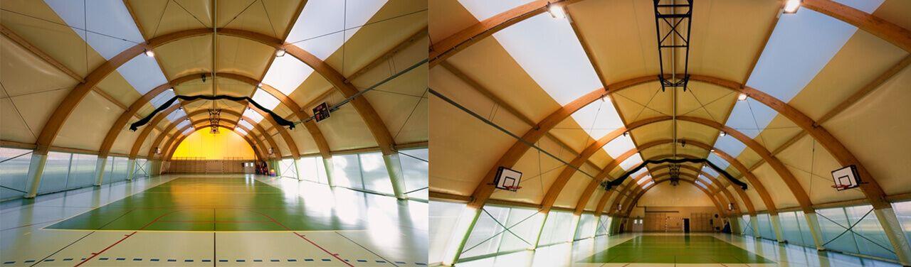 Sport Halls s.c. Sportowe hale przyszkolne