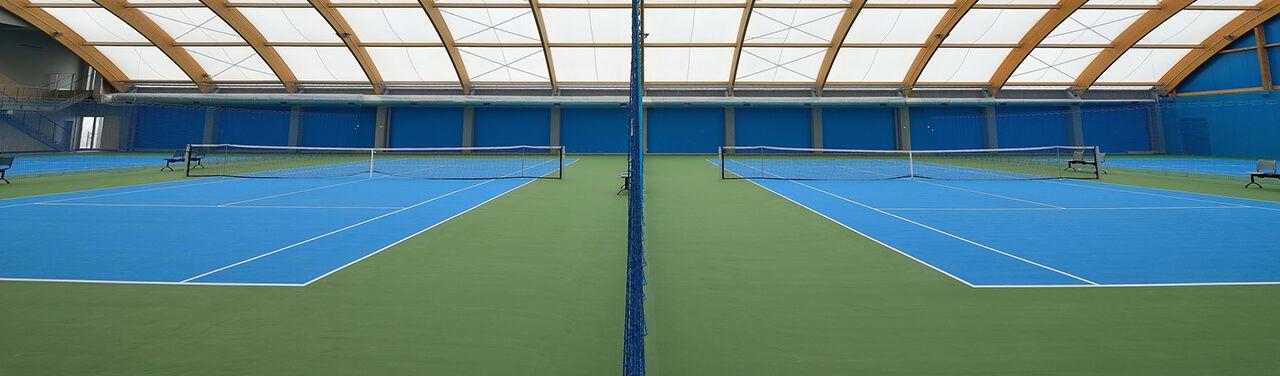 Sport Halls s.c. Hale tenisowe Wimbledon