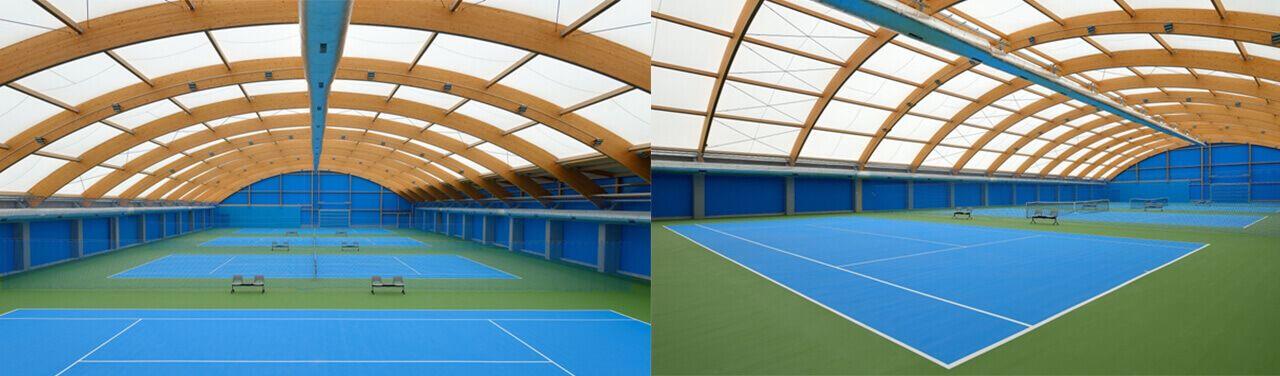 Sport Halls s.c. Nawierzchnie sportowe akrylowe