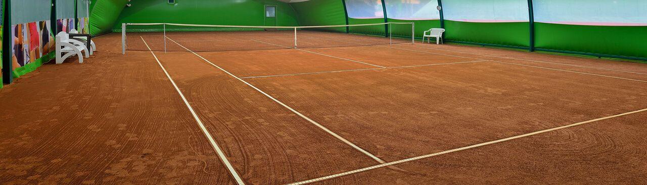 Sport Halls s.c. Nawierzchnie z mączki ceglanej