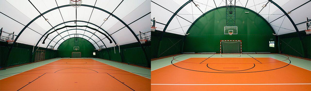 Sport Halls s.c. Nawierzchnie sportowe poliuretanowe