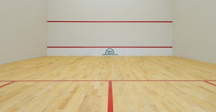 Hale i klatki do squasha