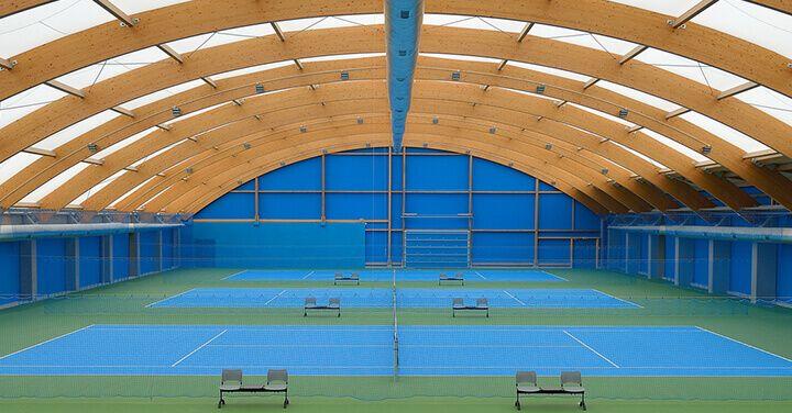 Hale tenisowe Wimbledon