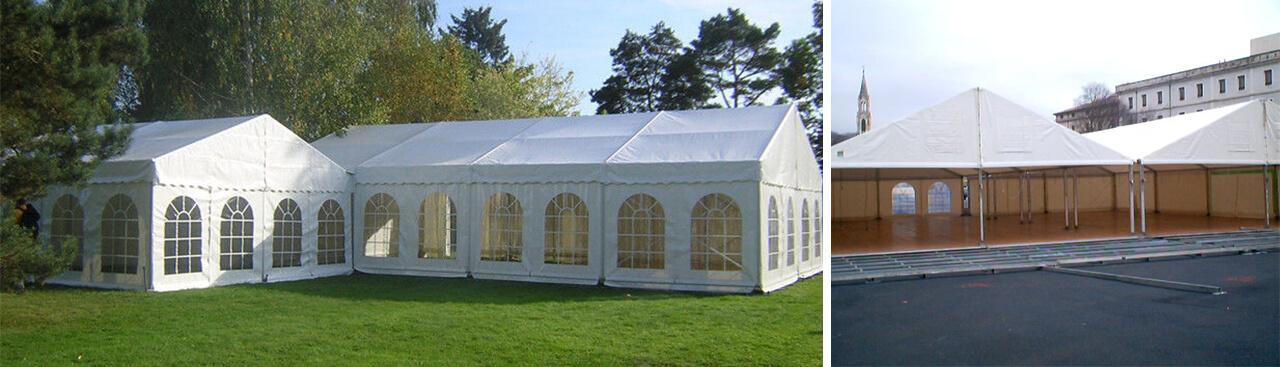Sport Halls s.c. Wynajem hal namiotowych
