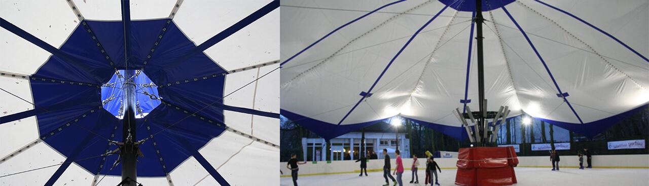 Sport Halls s.c. Zadaszenia membranowe